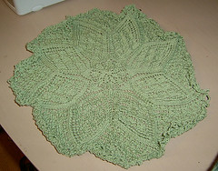 Little Petals Doily - unblocked