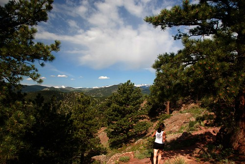 Running up Sanitas