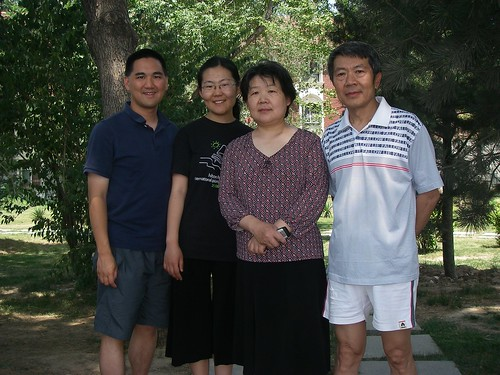Visiting Tianjin