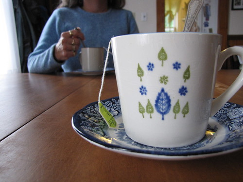 tea with Vavo