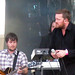Mark Potter & Guy Garvey (Elbow)