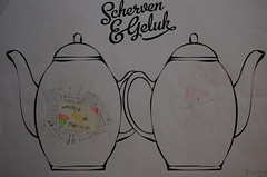 18 Peter vd Meulen (Princessehof) Tags: en roc ceramics poort leeuwarden tentoonstelling drachten scherven keramiek designcontest friese geluk ontwerpwedstrijd princessehof keramiekmuseum