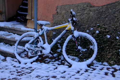 Frosty Bicyclette