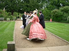 Double Quadrille 1 (Mel Wilson) Tags: hall dance leicestershire victorian regency belgrave playford
