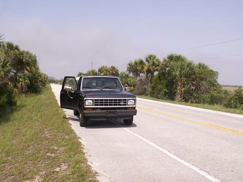 Fort Island Gulf Beach approach