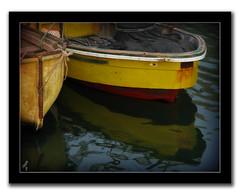 Bote de White (dario.lolli) Tags: white canon puerto botes mar blanca bahia reflejos s5 refelxions