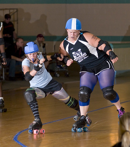 Black-n-Bluegrass vs Blue Ridge Rollergirls-130