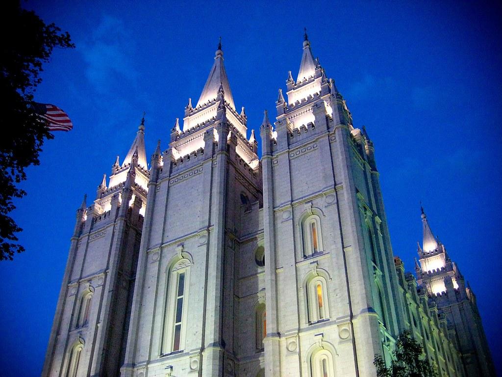 Salt Lake Temple LDS