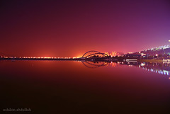 Putrajaya at Night (Explore #13) (Ashikin Abdullah) Tags: longexposure night landscape asia places malaysia kualalumpur putrajaya beautifulphoto sonyalpha minoltaamount sailsevenseas
