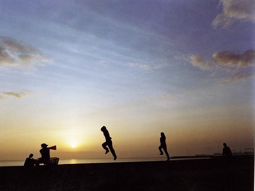 奔跑吧!青春