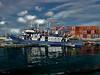 Tagbilaran port  , Bohol (pickled_newt) Tags: port island pier boat philippines bohol fishingboat visayas archipelago barko photoshopcs3 photoeditingsoftware photoshopelements6 nikoncoolpixp5100 baroto 7100islands garbongbisaya