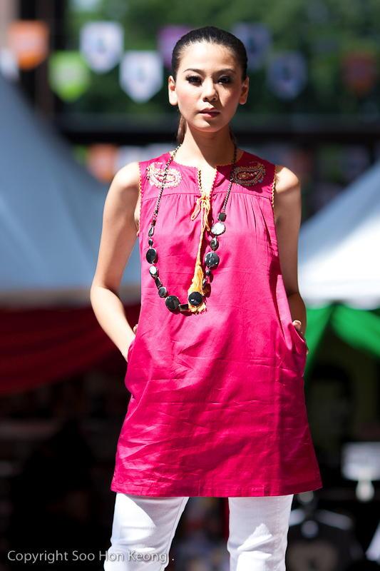 Fashion Street Party @ Berjaya Times Square, KL, Malaysia