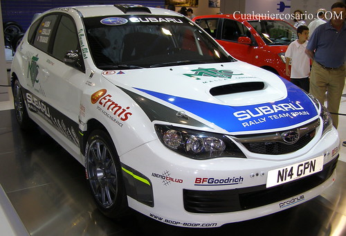 Subaru Rally Team Spain ( IV )
