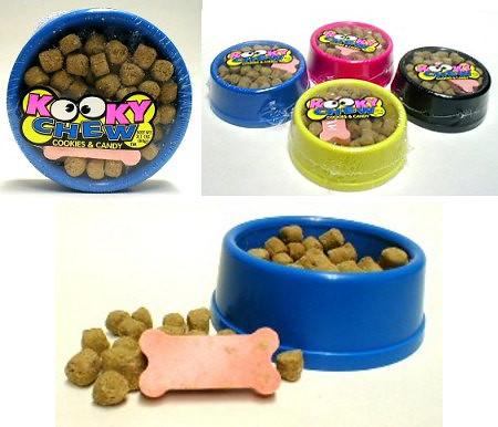Kooky Chew Dog Food Candy