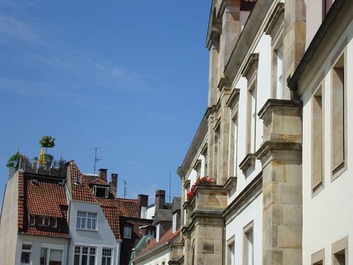 Häuserwinkel Große Domsfreiheit