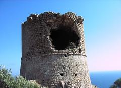 Tour de Roccapina : la tour