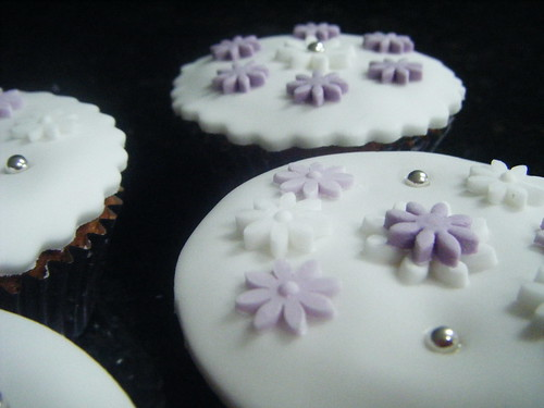 Flower Cupcake Selection