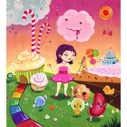 Candyland Nibble - Tiffany Liu