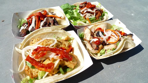 Seoul on Wheels - Korean Tacos