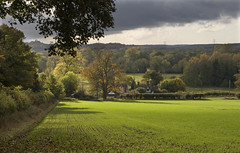 Sulham Valley (Look at the view) Tags: autumn valley sulham