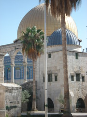 Dome of the Rock (moirayoe) Tags: israel palestine jerusalem