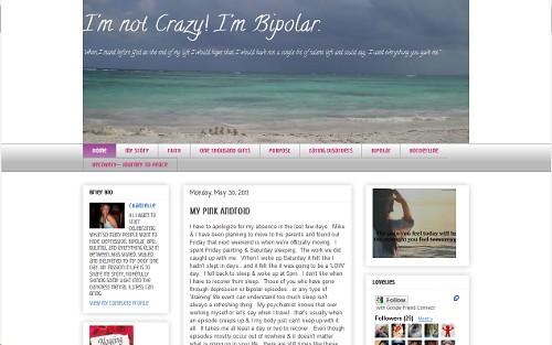 I'm not Crazy! I'm Bipolar