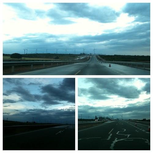 Ayer entrando en Albacete by rutroncal