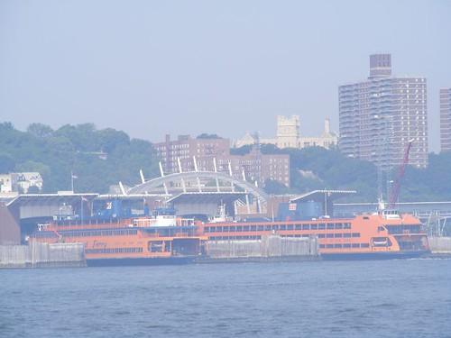 Ferries, ferries, everywhere
