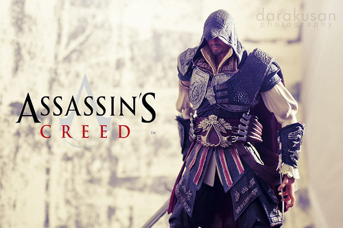 Assassin's Creed ©flickr.com / darakusan