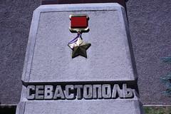Sevastopol, Crimea, Ukraine (Slavophile) Tags: ukraine soviet russian sevastopol crimea blacksea ussr cccp krim sovietwarmemorial crimean herocity blackseafleet  soviethero sovietherocity crimeachris