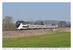 TGV POS Lyria - Ballersdorf (CC72080) Tags: sbb tgv sncf cff lyria tgvpos ballersdorf