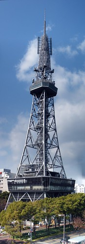 テレビ塔(名古屋) │ 建物 │ 無料写真素材