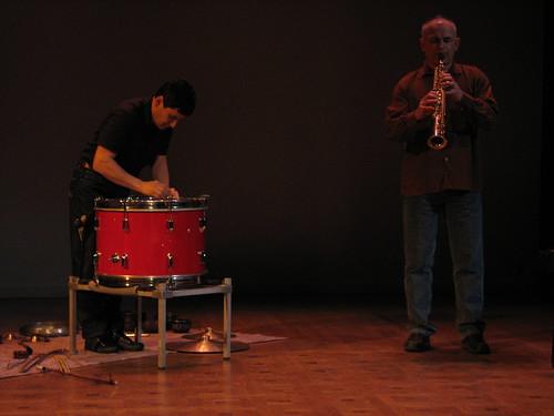 Lê Quan Ninh & Michel Doneda duo