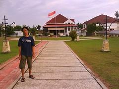 Arif dan rumah pengasingan Bung Karno Bengkulu