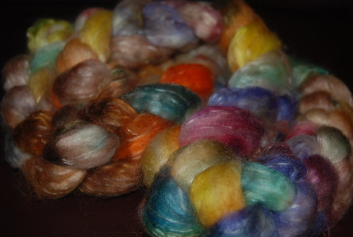 Creatively Dyed Fiber Club by you.