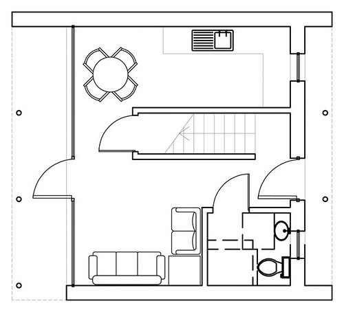 Garage Conversion Designs and Plans - SKETCH3D Design and Drafting