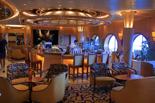 Independence of the Seas Boleros Lounge