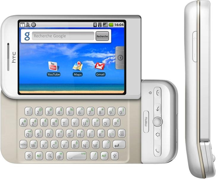htc G1 android ou htc dream photos