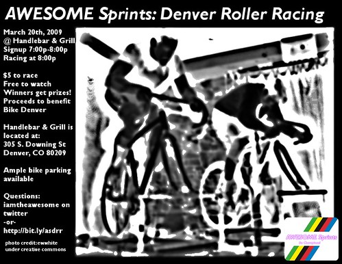 AWESOME Sprints March 20