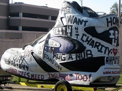 IMG_1313 (joshhikes) Tags: shoe amputee lobbyist joshhimages