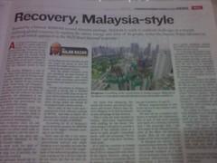 The Malaysia Model - Najib Tun Razak