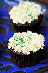 Irish Car Bomb Cupcakes