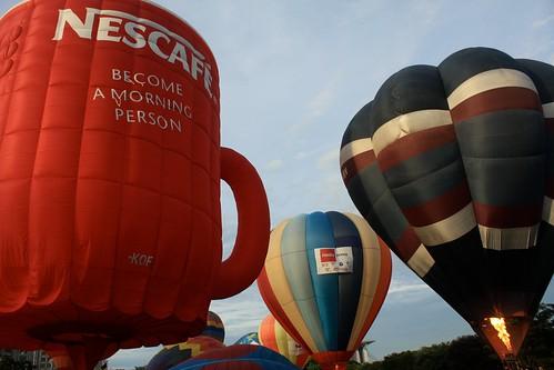 Putrajaya International Hot Air Balloon Fiesta 2009