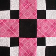 Pink + Black + White