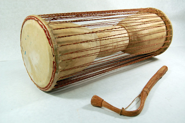 Sydney Recording Studio Talking Drum