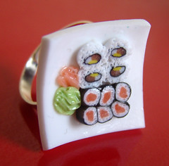 Miniature Sushi Ring