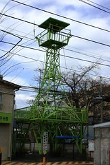 恋ヶ窪の火の見櫓(国分寺市)