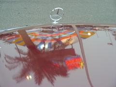 Mercedes 500E - W124 RED