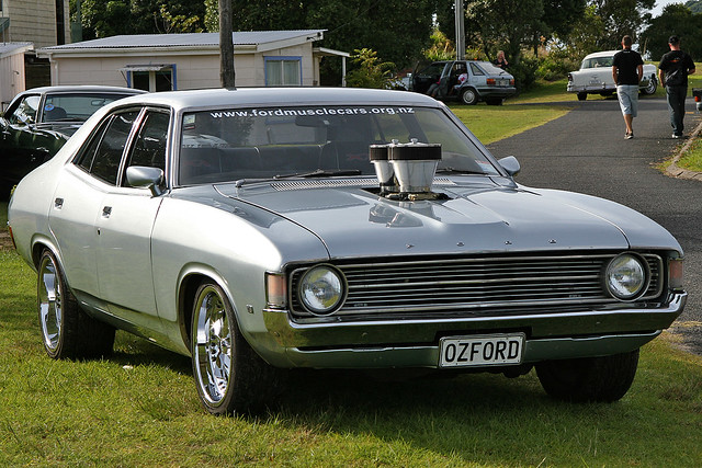 Ford Falcon 1972