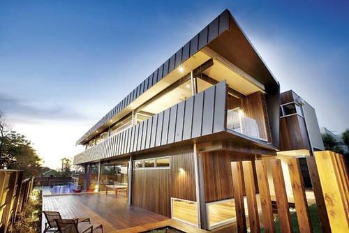 Modern Exterior Design of House